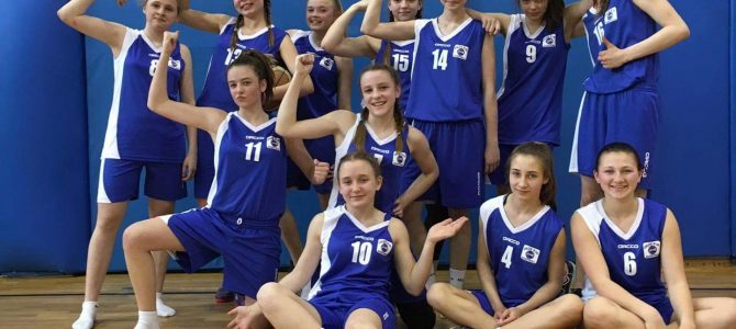 Nasze uczennice w półfinałach Mistrzostw Polski