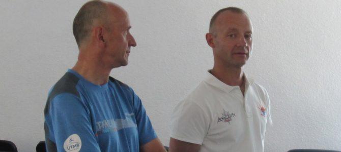 Spotkanie z ultramaratończykami