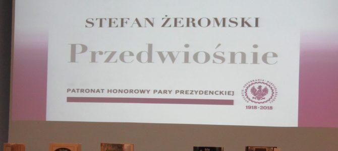 """Narodowe Czytanie – Stefan Żeromski """"Przedwiośnie"""""""